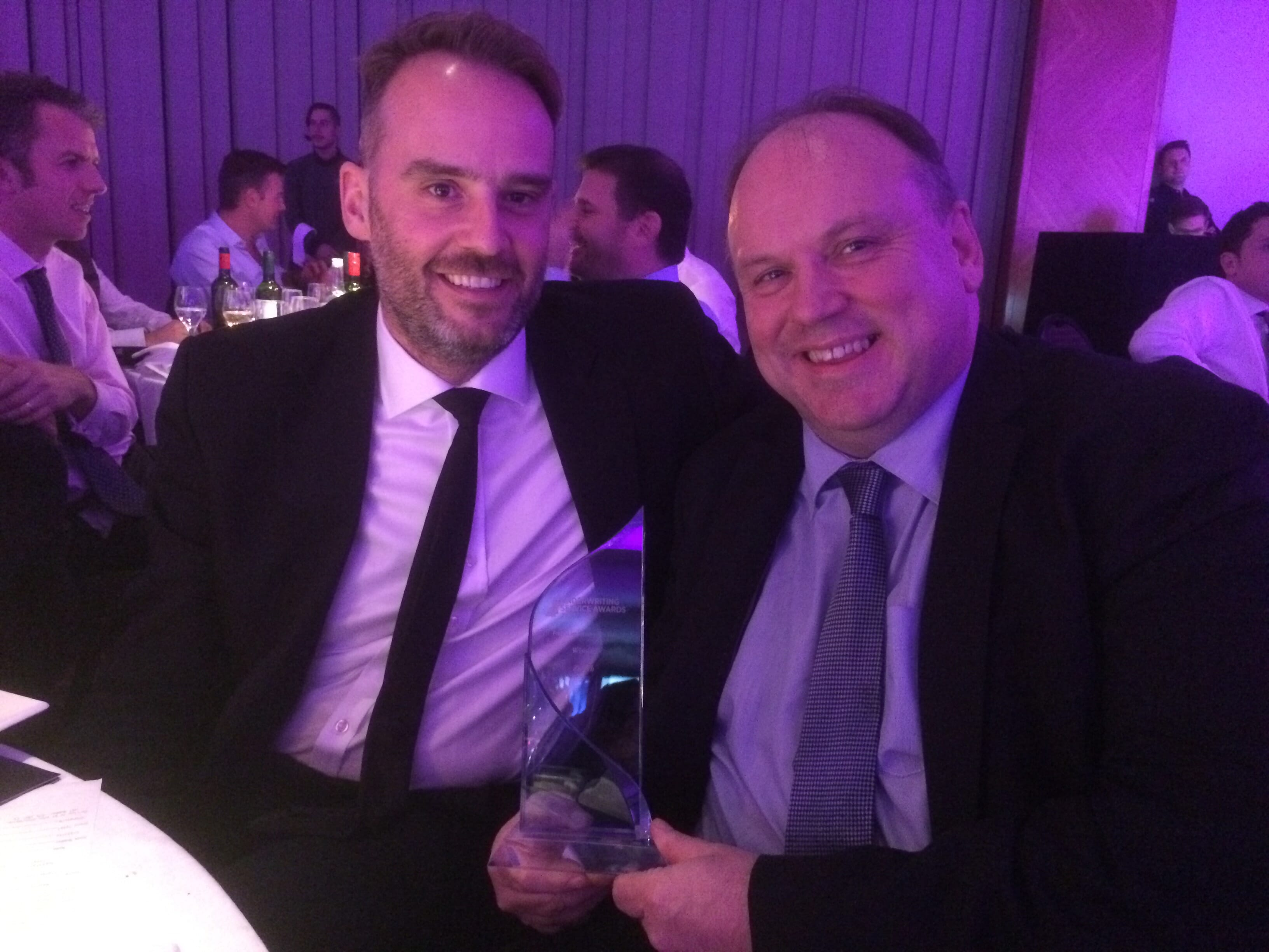 Winners of 'Product Innovation of the Year'