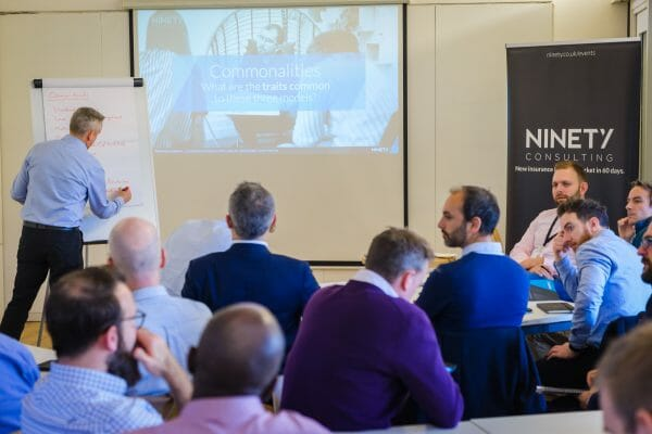 Ninety Consulting Workshop