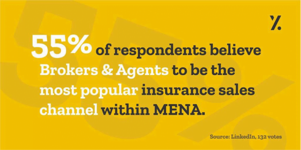 Distribution channels in MENA
